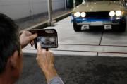 旧車乗りもご注目! ワンオフの純国産LEDヘッドライトを初代セリカに装着した