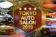 【東京オートサロン2019特集】クルマにコンパニオン…現地から大量生フォトをお届け