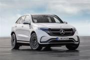 """メルセデスが電気自動車「EQC」を国内で発表。55台の限定車は""""自動車の誕生日""""を意味する1886を襲名"""