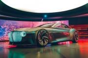 ベントレー、100周年記念コンセプトカー「EXP 100 GT」を披露。最新技術と最高級素材で高い快適性を実現