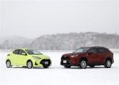 北海道の冬にはトヨタのハイブリッド 4WDがある。新型ヤリスとRAV4が雪道に強い理由とは?