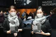 マスクが目立った今年。来年はカスタムカーに集中できる状況を願う - 大阪オートメッセ2020