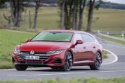 VWの最上級モデル・アルテオンに加わったシューティングブレークに試乗。クーペとの価格差わずか11万円