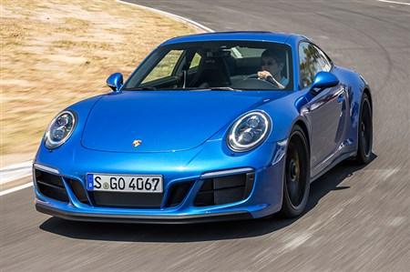 新型911カレラ GTS 結論は…