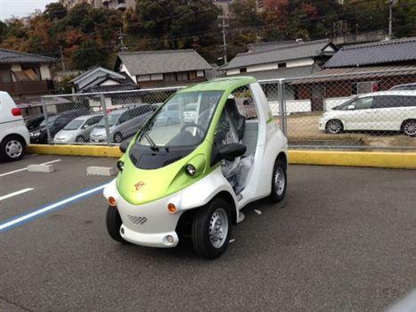 トヨタ コムス P・COM