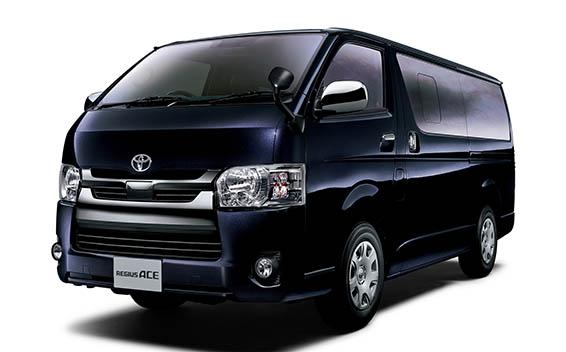 """スーパーGL""""ダークプライムII""""・2800ディーゼル・2WD(特別仕様車)"""