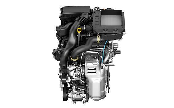 1KR-FEエンジン