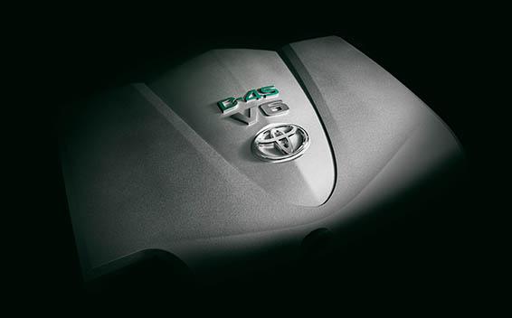 V6 3.5リッター 2GR-FKS エンジン