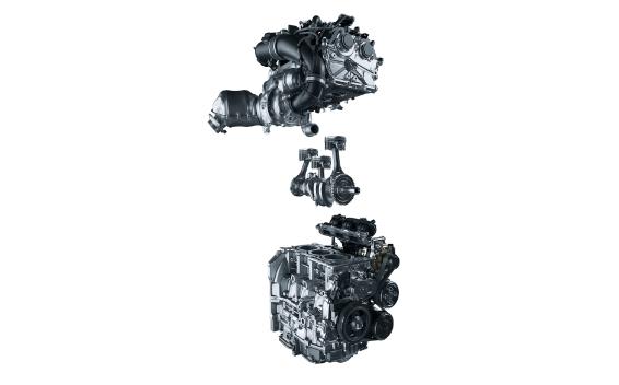 1.6リッターG16E-GTSエンジン