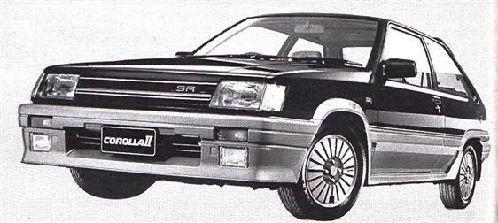 トヨタ カローラII
