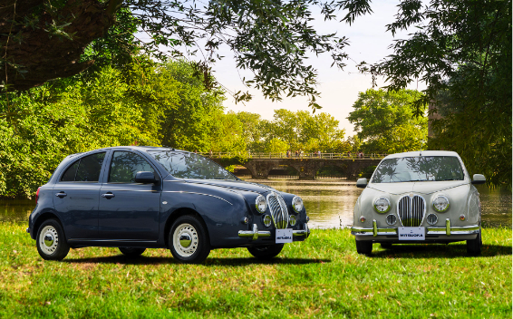 左:なでしこ ノスタルジア/右:ノスタルジア(特別仕様車)