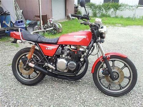 カワサキ Kawasaki Z500B