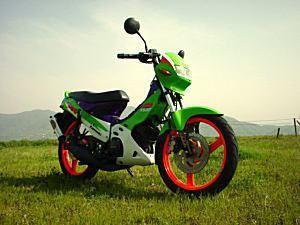 カワサキ レオ120-SE