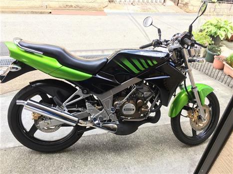 カワサキ NINJA 150SS