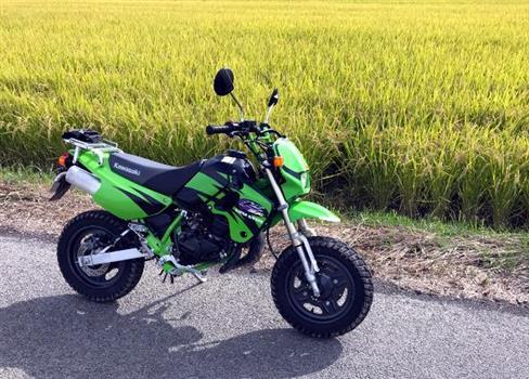 カワサキ KSR-II