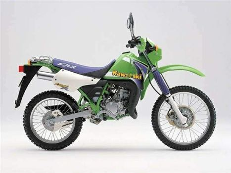カワサキ KMX125