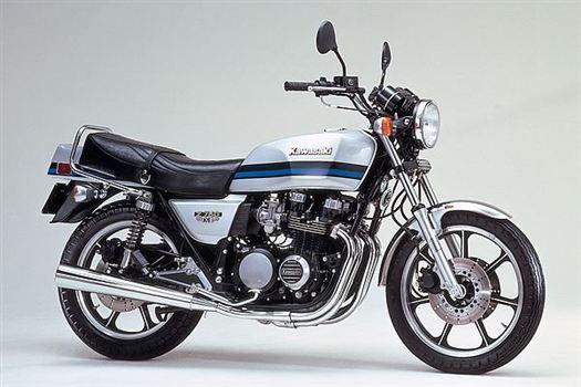 カワサキ Z750FX-III