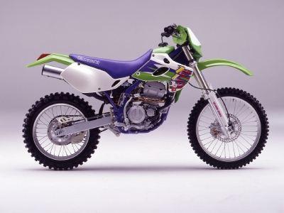カワサキ KLX250R