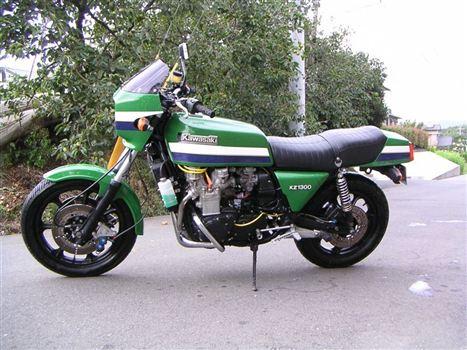カワサキ KZ1300