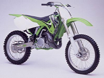 カワサキ KX250