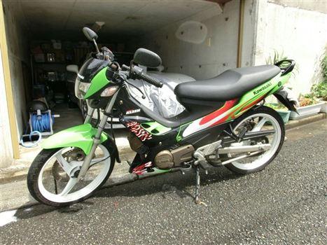 カワサキ レオSTAR120