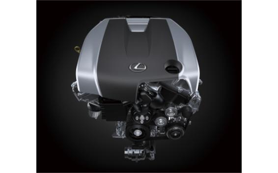 3.5リッター V型6気筒エンジン