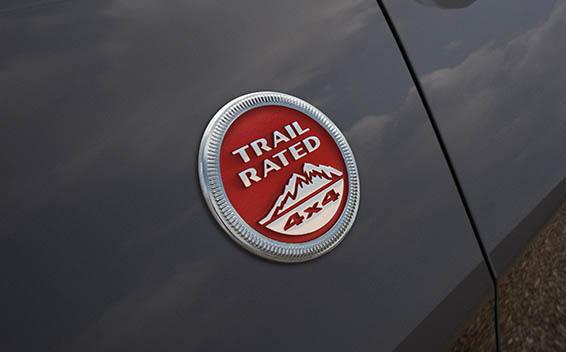 トレイルホーク(特別仕様車)