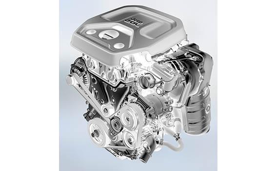2.0リッターエンジン