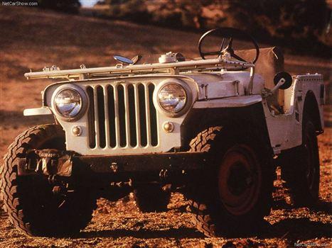 ジープ Jeep CJ