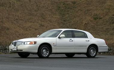 フォード リンカーン・タウンカー