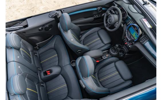 クーパーS コンバーチブル サイドウォークエディション(特別仕様車)
