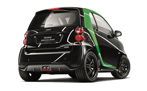 フォーツー ブラバス エレクトリックドライブ(特別仕様車)