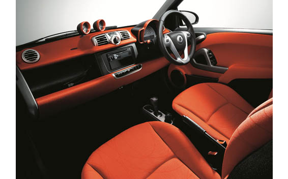 フォーツー エレクトリックドライブ エディション ブラック&ホワイト(特別仕様車)