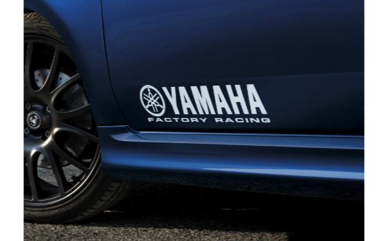 アバルト595 モンスターエナジー・ヤマハ(特別仕様車)