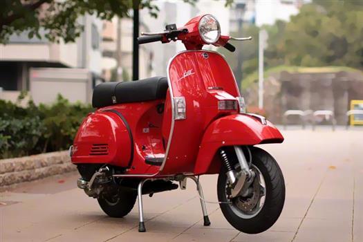LML Star deluxe 4S 200cc