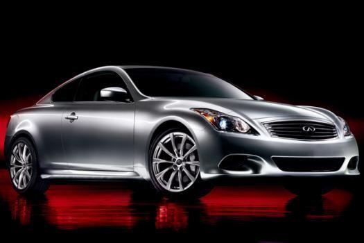 インフィニティ G37 coupe