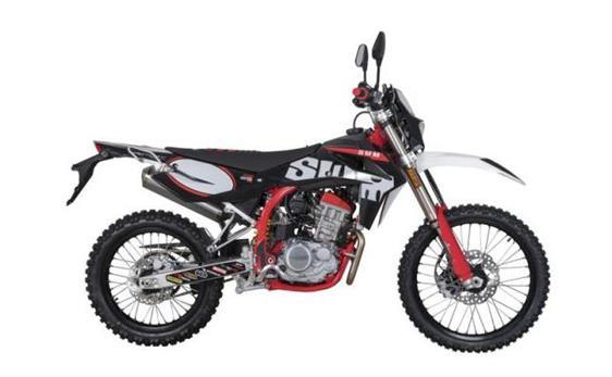 SWM RS 125 R FACTORY