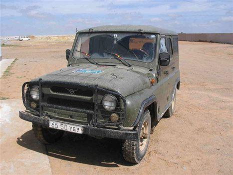 ワズ UAZ-469