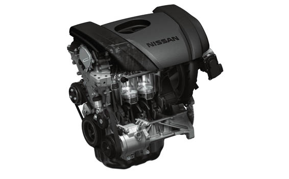 新世代高効率直噴エンジン