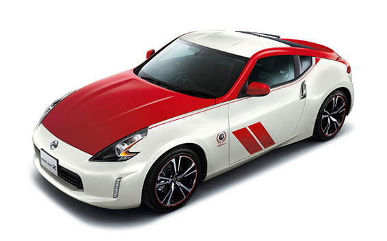 フェアレディZ 50th アニバーサリー(特別仕様車)