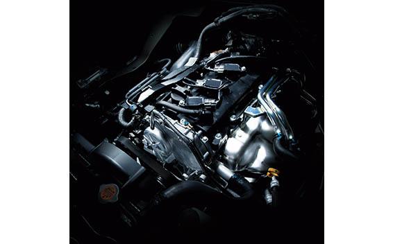 ガソリンエンジンQR20DE