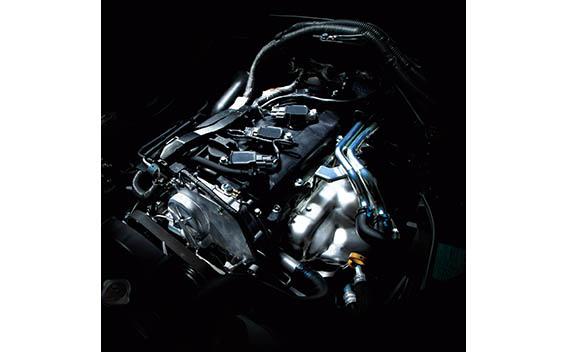 ガソリンエンジンQR25DE