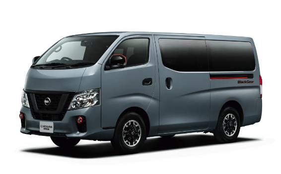 バン プレミアムGX ブラックギア(特別仕様車)