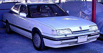 ローバー 800シリーズ セダン