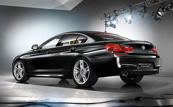 """640i グランクーペ セレブレーションエディション""""エクスクルーシブスポーツ""""(特別仕様車)"""