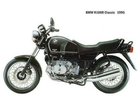BMW R100ロードスター