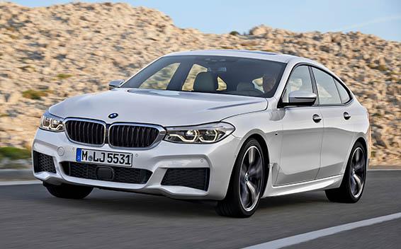 BMW 6シリーズグランツーリスモ