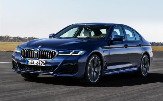 BMW 5シリーズ プラグインハイブリッド