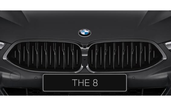 840i クーペ フローズンブラックエディション(特別仕様車)