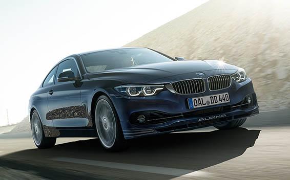 BMWアルピナ D4 BiTurbo クーペ